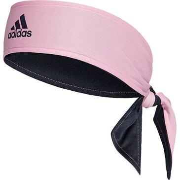 アディダス adidas メンズ レディース テニス ヘッドバンド TENNIS TIE BAND REV トゥルーピンク/レジェンドインク/ホワイト DUR59 DU8455