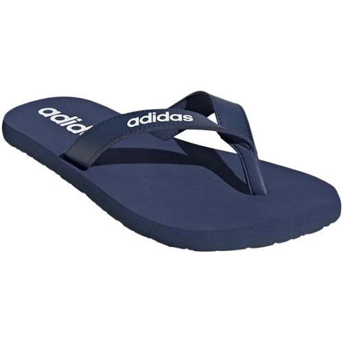 アディダス adidas メンズ レディース ビーチサンダル EASY FLP SANDAL テックインディゴ/フットウェアホワイト/テックインディゴ DBD71 EG2041