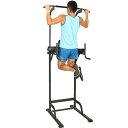 リーディングエッジ ホームジム ST 懸垂器具 腹筋 腕立て運動可能 ぶら下がり健康器 マルチジム LE-VKR02