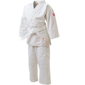 クサクラ 九櫻 JSL 一重織柔道衣背継仕上 上下セット・白帯付 S1号 JSLS1