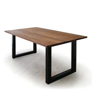 送料無料 Masterwal WILDWOOD DINING TABLE(STEEL LEGS…