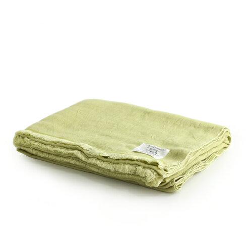 コンテックス シャンブレーガーゼ ブランケット (SIZE:135cm×220cm/イエロー) 43387-90 (cc-ye)【...