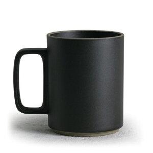 HASAMI PORCELAIN Mug Cup (size:L/Black) 【HPB021/ハサミポーセリン/波佐見焼き/マグカップ/...