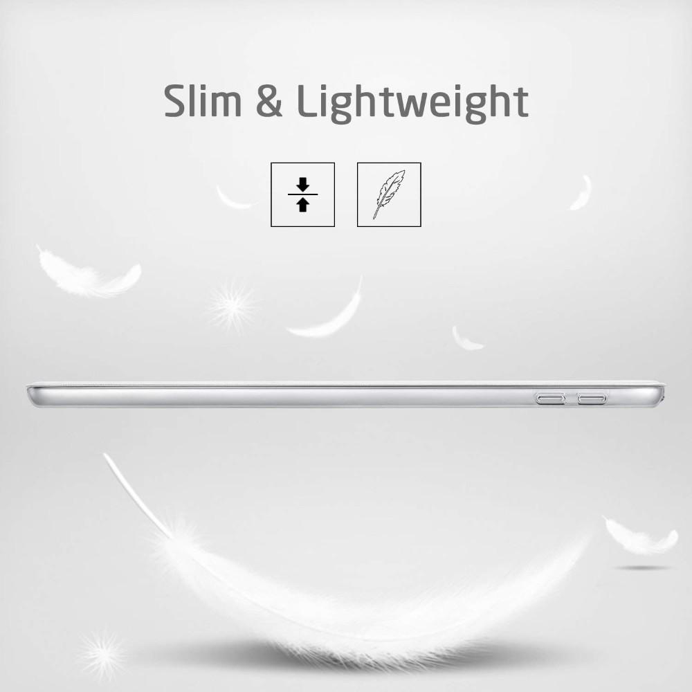 2019 新型 iPad mini ケース iPad Mini 5 2019 ケース[Apple Pencilのペアリングとワイヤレス充電に非対応]レザー 薄型 スマート カバー 軽量 三つ折り スタンド オートスリープ ウェイクアップ 機能 2019年春発売のiPad Mini5(第五世代) 専用 ESR