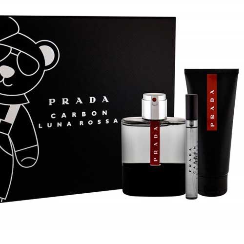 美容・コスメ・香水, 香水・フレグランス  EDT 100ml EDT 10ml SG 100ml Prada L Homme Prada Gift Set