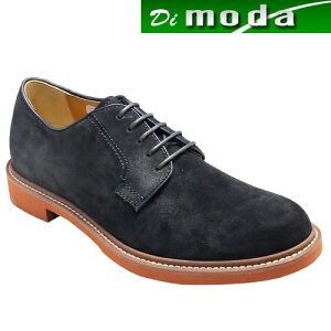 リーガル/牛革スエードのカラフルなカジュアルシューズ・RE51MR(ネイビースエード)/REGAL メンズ 靴