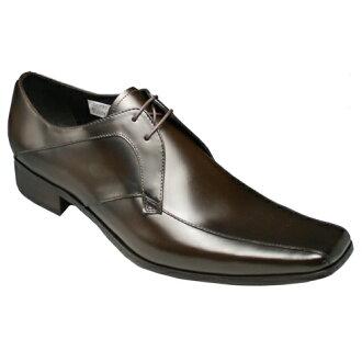 [KATHARINE HAMNETT] a popular design a re-appearance long nose (swirl toe), KH3948( dark brown)of the square toe