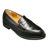 【REGAL (リーガル)】本格派トラッド!幅広3Eの定番ビジネスシューズ(ローファー)・JE02(ブラック)/メンズ 靴