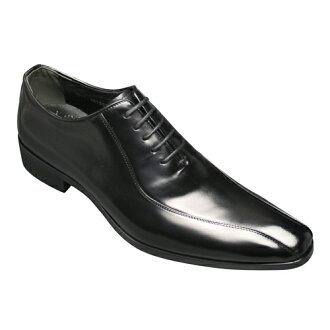 [TRUSSARDI] long nose dress shoes (race )TR13025 (black)