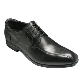 Many functions cowhide business shoes (swirl Mocha), BW9503 (black) fs3gm of the long nose