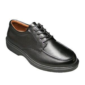 【WALKERS-MATE(ウォーカーズ・メイト)】牛革多機能コンフォートビジネスシューズ・レース(Uチップ)MW8700(ブラック)/メンズ 靴