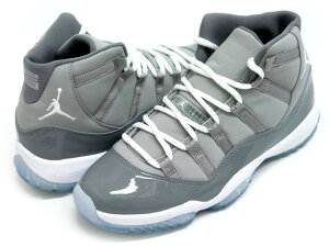 NIKE (ナイキ)AIR JORDAN 11 RETROMEDIUM GREY/WHITE-COOL GREY378037-001 【エアジョーダン】...