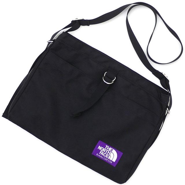 男女兼用バッグ, ショルダーバッグ・メッセンジャーバッグ  THE NORTH FACE PURPLE LABEL Small Shoulder Bag BLACK NN7757N 275000185011