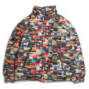 アップルバム APPLEBUM K.B.A.S. Inner Cotton Jacket インナー コットン ジャケット MULTI マルチ スニーカー メンズ 850004021049