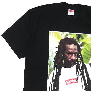 シュプリーム SUPREME Buju Banton Tee ブジュ・バントン Tシャツ BLACK ブラック 黒 メンズ 新作