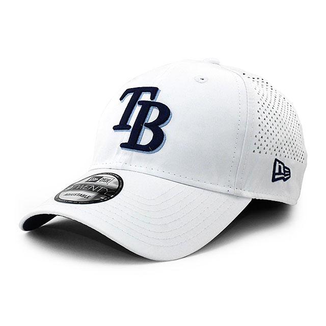 メンズ帽子, キャップ  NEW ERA nr11591223 PERF PIVOT 9TWENTY CAP WHITE