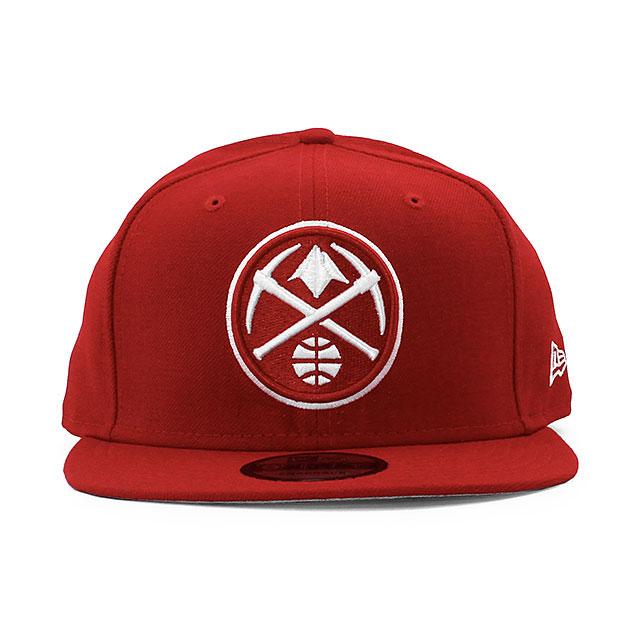 メンズ帽子, キャップ  NEW ERA ne33699 9FIFTY SNAPBACK CAP RED