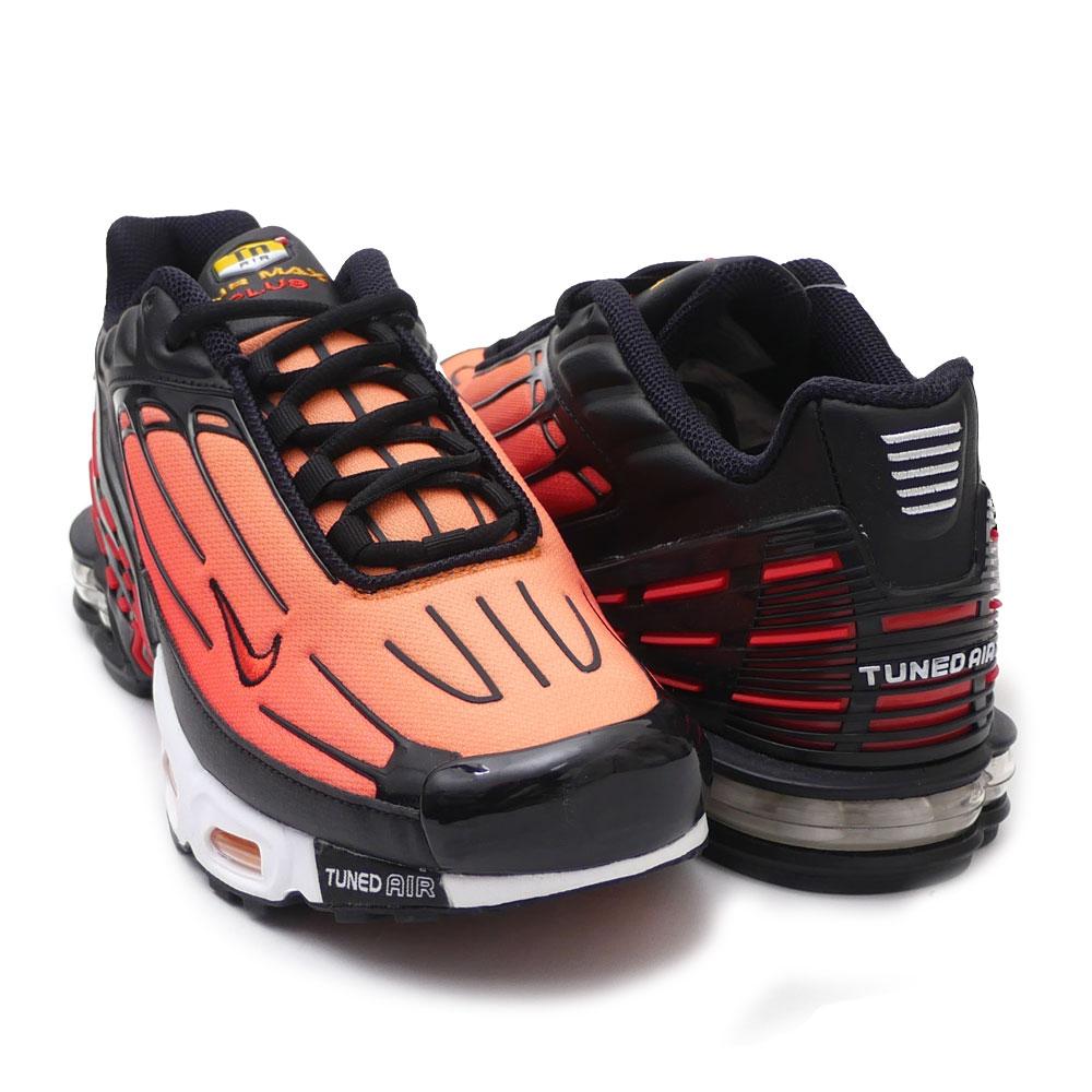 メンズ靴, スニーカー  NIKE AIR MAX PLUS III BLACKPIMENTO-BRIGHT CERAMIC CD7005-001