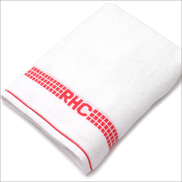 ロンハーマン RHC Ron Herman LIMITED BATH TOWEL バスタオル WHITE 290004582010x【新品】