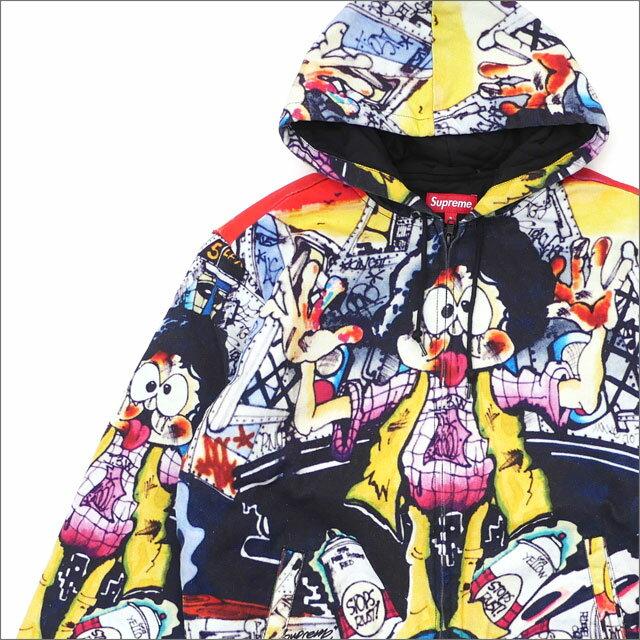 メンズファッション, コート・ジャケット  SUPREME The Yard Hooded Work Jacket MULTI 228000157139