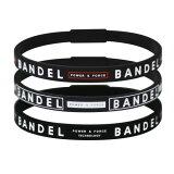 バンデル ラインブレスレット 3ピースセット Black BANDEL Line Bracelet 3 piece set