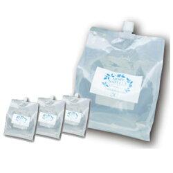 モアナチュリーキャビ&フラッシュジェル4袋セット3L×4袋12L/業務用超音波ジェル