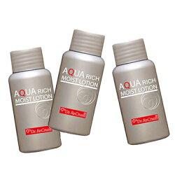 ドクターレクラム【アクアリッチモイストローション】60ml×3本入りゲル化粧水Dr.ReCrum化粧品