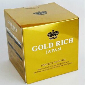 ゴールドリッチジャパンゲル 180g 金箔美容ゲルパック/ Gold Rich Japan Gel Pack 180g 【ポイント10倍】 【RCP】【10P17Apr01】