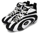 REEBOK SHAQNOSIS 【SHAQUILLE ONEAL】リーボック シャックノーシス【シャキール・オニール】メンズ バスケットボール シューズ白黒 BLACK/WHITE/SILVER METALLIC #8