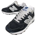 NEW BALANCE M1400NVニューバランス M1400NV ネイビー「Made in U.S.A」Navy/Silver/White