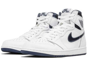 NIKE AIR JORDAN 1 RETRO HIGH OG 【METALLIC NAVY】…