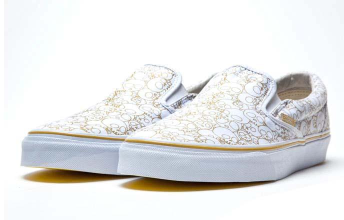 メンズ靴, スニーカー VANS VAULT CLASSIC SLIP-ON LX TAKASHI MURAKAMI