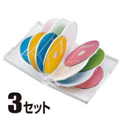 【サンワサプライ】【DVD-W12-03WH】インクジェットで印刷できるインデックスカード付きDVDトー...