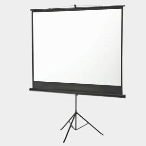 プロジェクタースクリーン(スタンド式・84インチ)