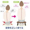 正座椅子 正座補助 あぐら 腰痛 膝痛 法事 曲木 和室 しびれ防止 完成品 EEX-CH32 2