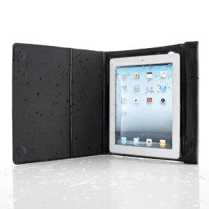 【New iPad 対応製品】iPad防水ケース スタンドにもなるiPadケース