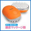【在庫処分SALE】頭皮マッサージ器(電動頭皮ケアブラシ)