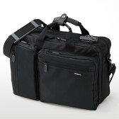ビジネスバッグ 3way 大容量 拡張機能 20L ビジネス リュック ショルダー 手提げ 鍵 ダイヤル式ロック 通勤 出張 バッグ 15.6型対応 EEZ-BAG048 【送料無料】
