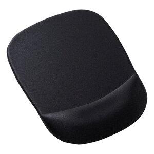 サンワサプライ 低反発リストレスト付きマウスパッド ...