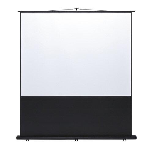 プロジェクタースクリーン(床置き式・100インチ・4:3) PRS-Y100K サンワサプライ【送料無料】