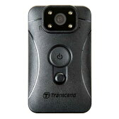 Transcend ウエアラブルカメラ DrivePro Body 10・microSD32GB付属・高画質フルHD・TS32GDPB10A【送料無料】