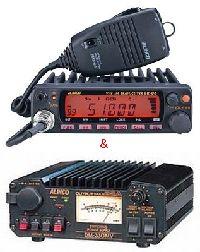 DR-06DX&DM-330MVアルインコ アマチュア無線機とスイッチング電源のお買い得セット