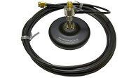 【即日発送】MCR-M SMA第一電波工業(ダイヤモンド)ハンディ用小型マグネットベース(変角式)SMA型