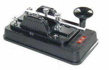 縦振れ電鍵 普及型 HK709縦振れ電鍵 普及型 HK709