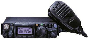 FT−817ND(FT817ND) ポイント5倍【即日発送・送料/代引き無料】【smtb-TK】八重洲無線 HF〜430MHzオールモード機・在庫有り!