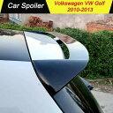 フォルクスワーゲン GOLF6 GTI リアスポイラー リアウイング ...