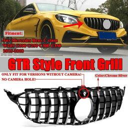 W205 gt r gtr amgグリルグリルのための車のフロントバンパーメッシュメルセデスベンツのためのW205 amgルッ?