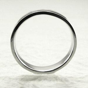 ダイヤモンド リング 指輪 メンズ シンプル 地金 マリッジダイヤモンド リング 結婚指輪 プラチナ pt900
