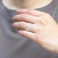 フラワー花アンティークミル打ち透かしパヴェゴージャスダイヤモンドリングダイヤリング指輪プラチナ900pt9000.50ct【送料無料】10P27Jun14