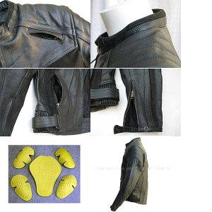 牛革レザージャケットJ01
